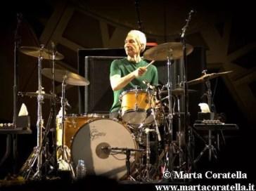 Ligabue ricorda Charlie Watts: 'Un batterista insostituibile'
