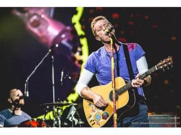 Coldplay: Chris Martin fa una cover delle Spice Girls con Mel C