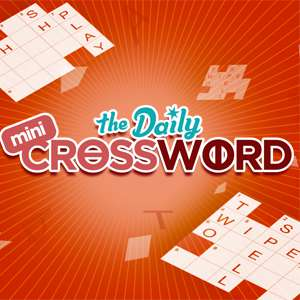 Daily Mini Crossword Puzzle   AARP Online Games     AARP Connect s online Mini Crossword game