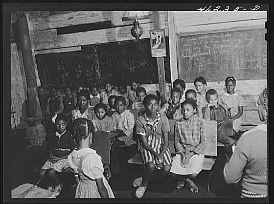 Early Segregation Schools