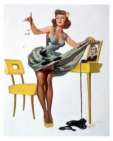 Pin Up Inspiration | Abigail Browning, Dance Instructor ...