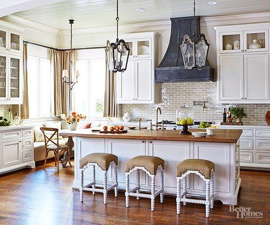 Gorgeous White Kitchen Ideas Modern Farmhouse Coastal