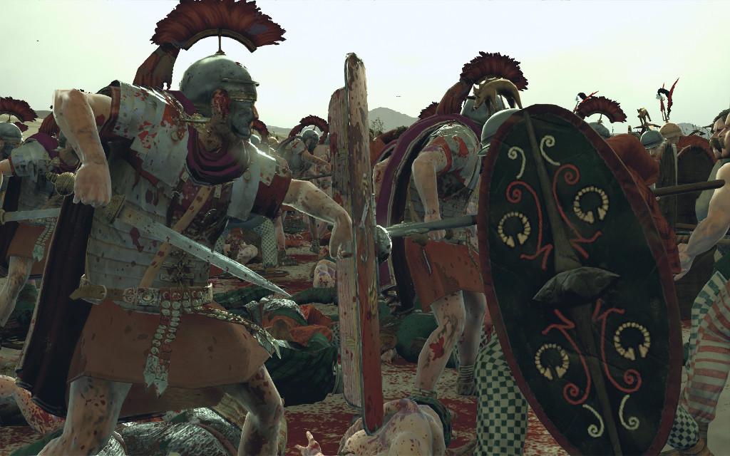 Mod Gore Rome War Total 2