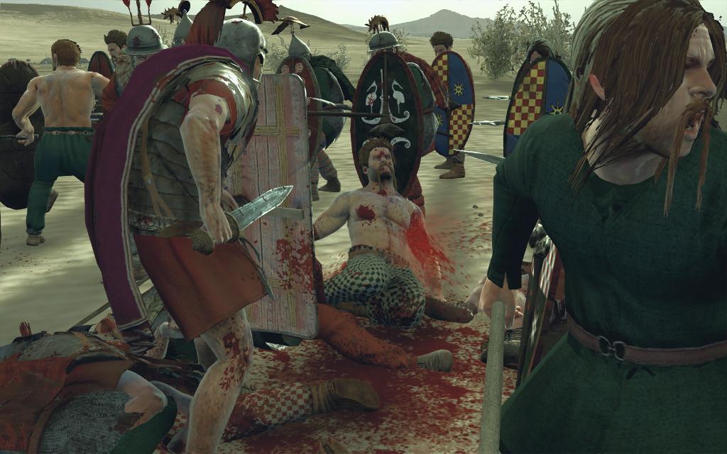 Total 1 War Blood Mod Rome