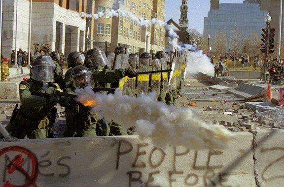 Anti Globalization Movement