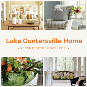 guntersville Archives   Accents of the South by Beverly Farrington     Lake Guntersville Home in Southern Lady