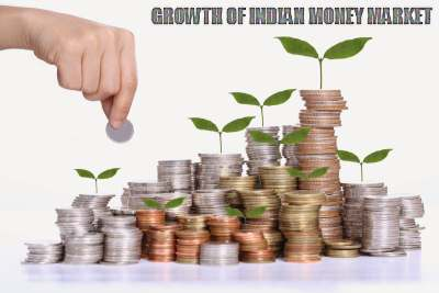 Growth of Indian Money market | Steps taken by Government