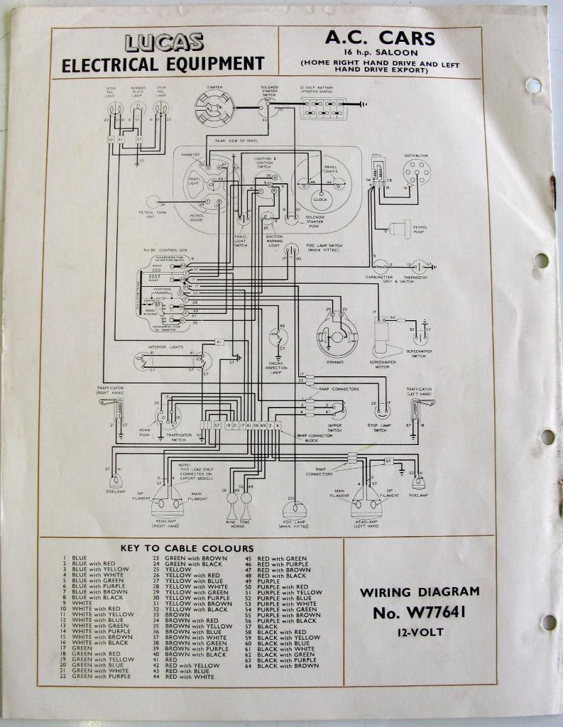 Ac ace wiring diagram free download wiring diagram xwiaw ac plug free download wiring diagram ac ace brochures 1953 ac ace 2 0l ac of ac cheapraybanclubmaster Image collections