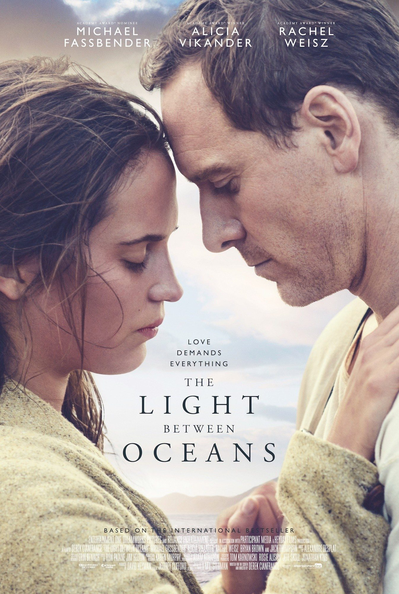 Reviews Light Between Oceans