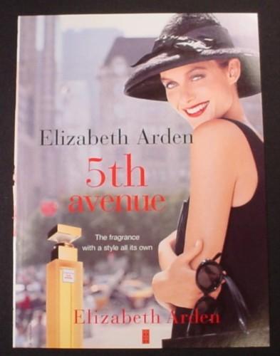 Elizabeth 5th Avenue Perfume