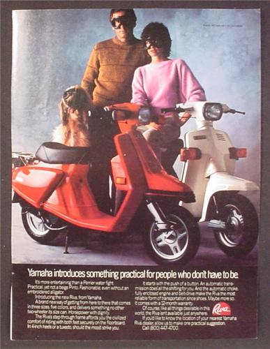 Honda Scooter Elite 150 1985
