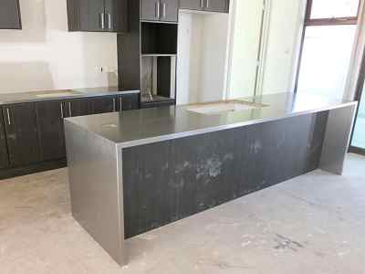 Benches and Benchtops - Ackland Stainless Steel