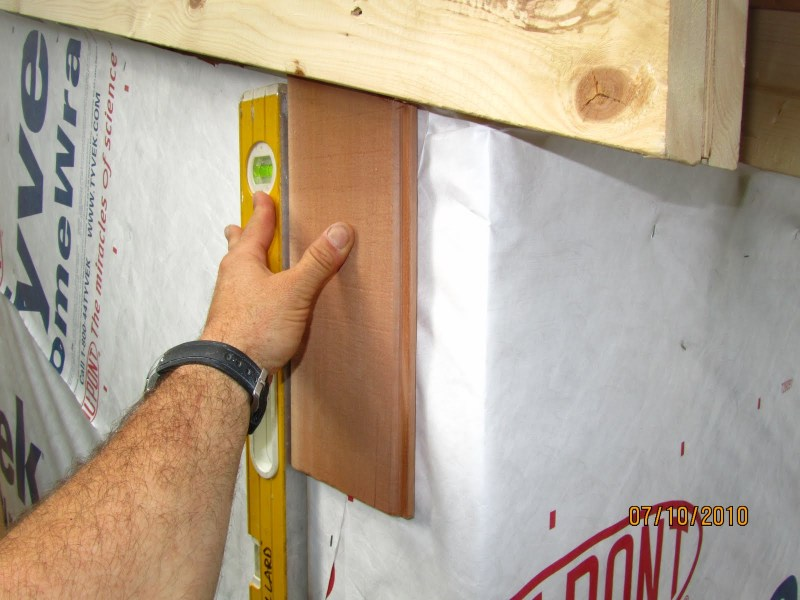 How to Install Tongue and Groove Siding   A Concord Carpenter Insect And Rot Resistance