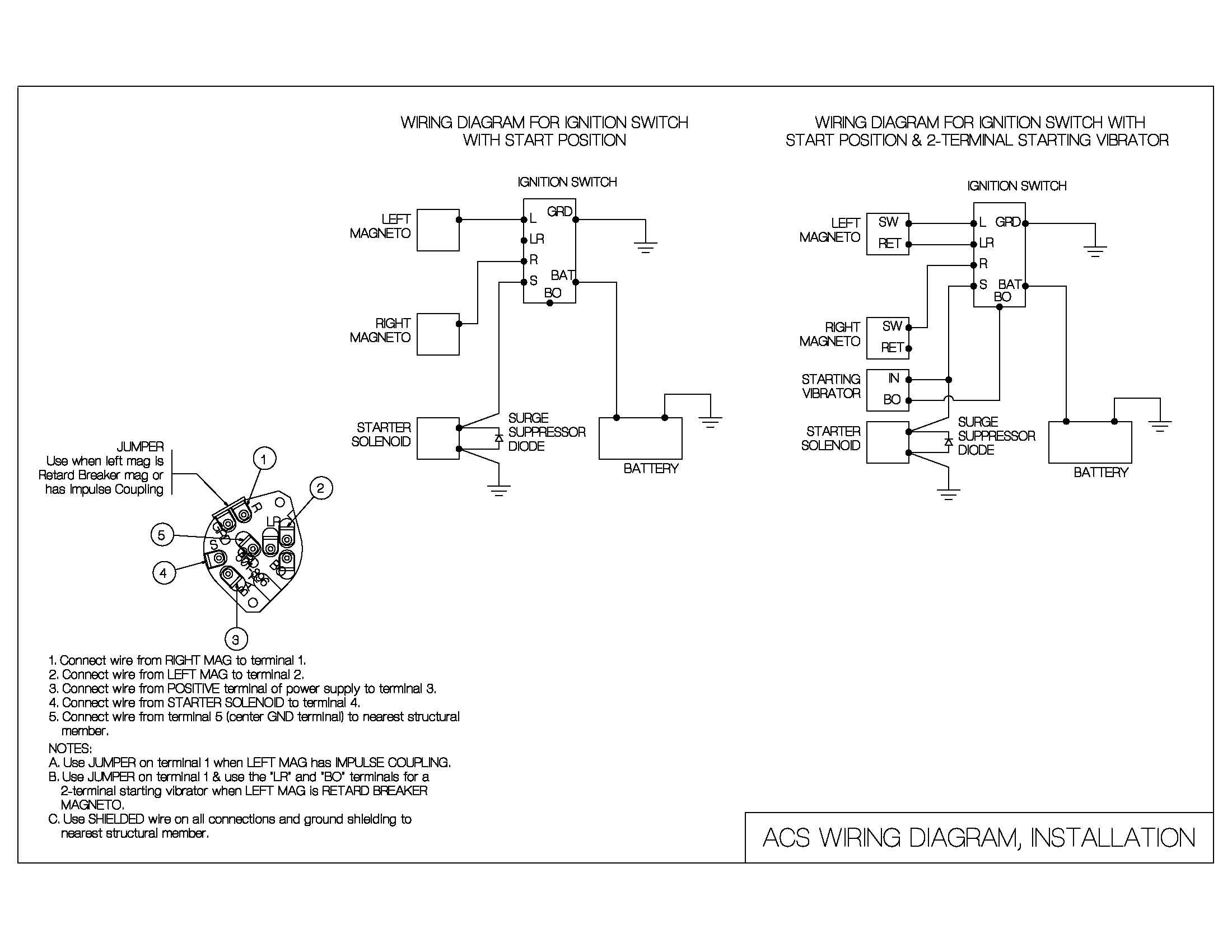 Hyster Forklift Schematic