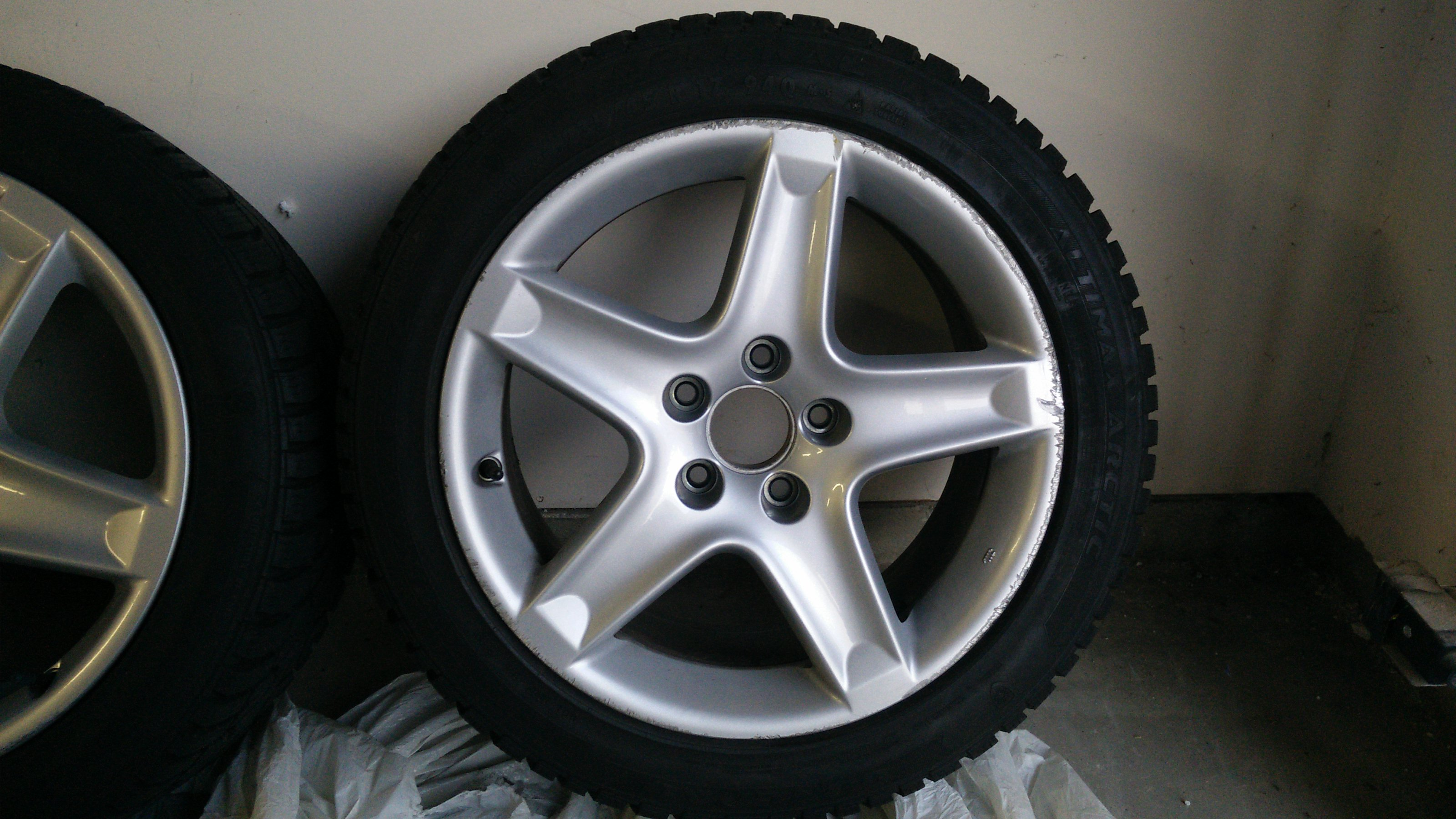 What Size Are My Car Tires