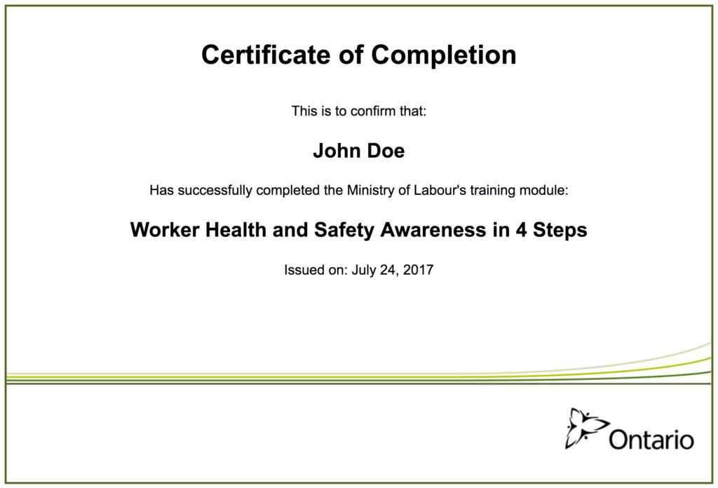 Asbestos Online Awareness Training