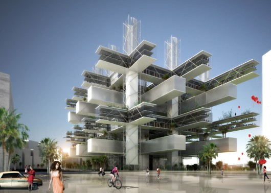 SANE Architecture's Taichung City Cultural Centre: Entry ...