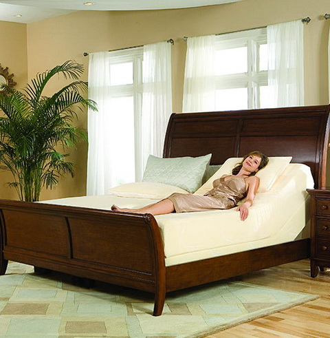 Adjustable Bed Frame King