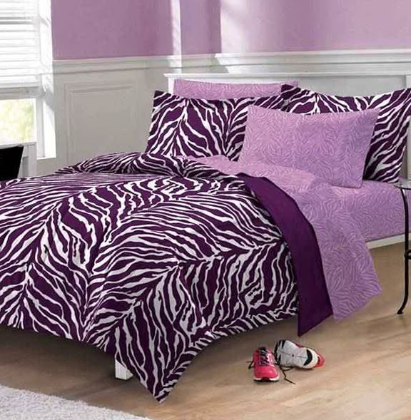 Animal Print Bedding For Girls