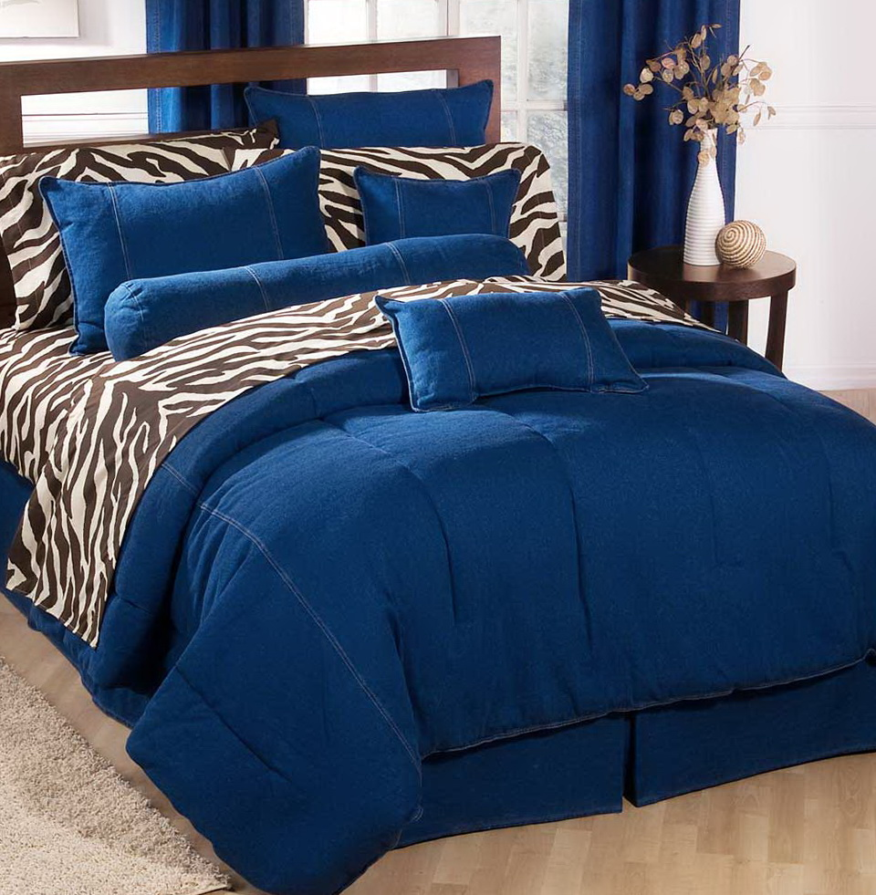 Animal Print Bedding Twin