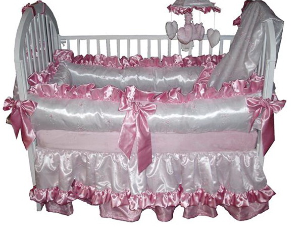 Baby Bedding For Girls Unique
