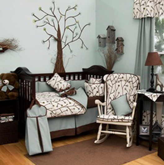 Baby Boy Crib Bedding Modern