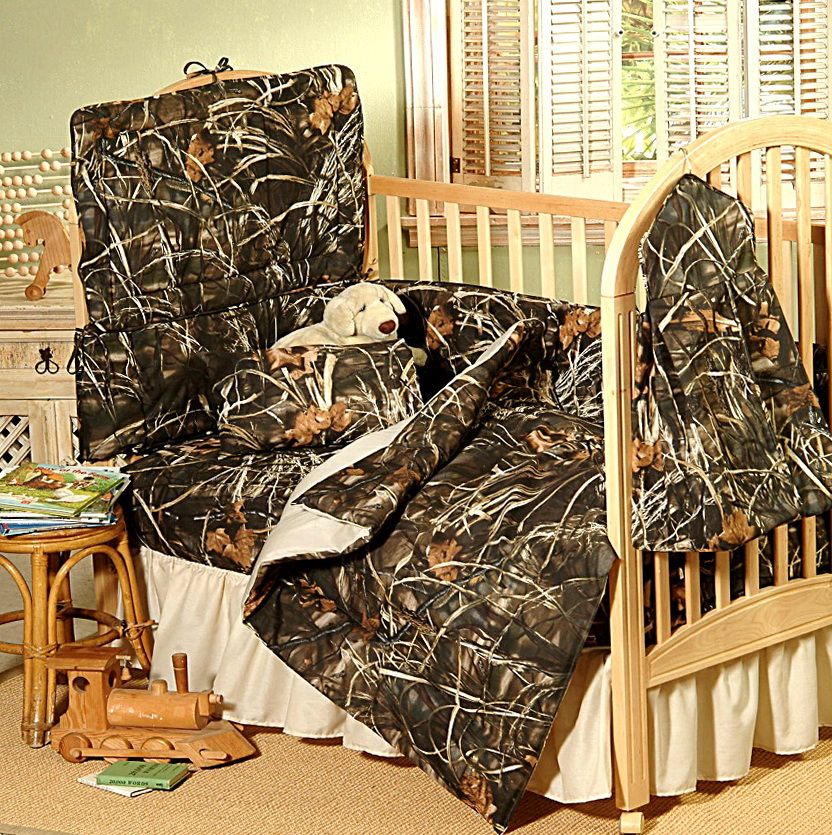Baby Camo Bedding Sets