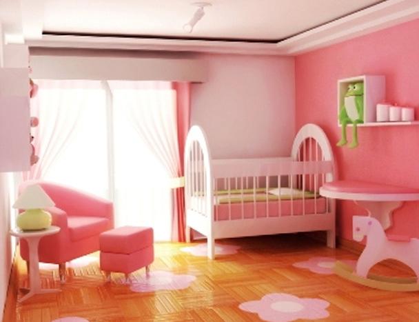 Baby Girl Bedding Ideas