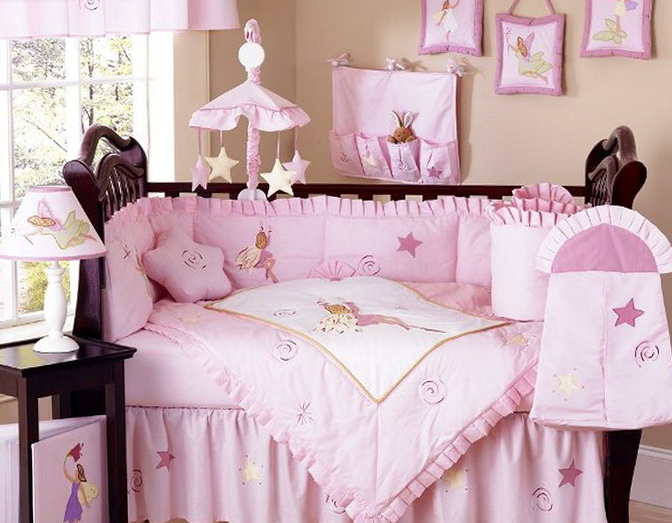 Baby Girl Bedding Target