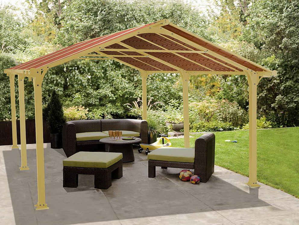 Backyard Patio Ideas On A Budget