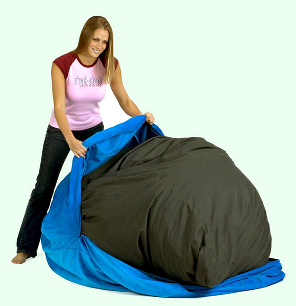 Bean Bag Chairs That Turn Into Beds