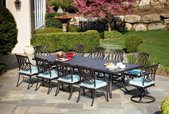 Cast Aluminum Patio Furniture Care