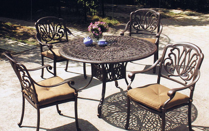 Cast Aluminum Patio Furniture Costco