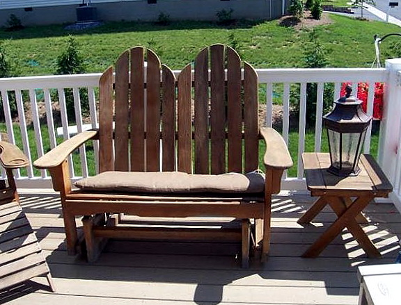 Cheap Patio Furniture Ideas