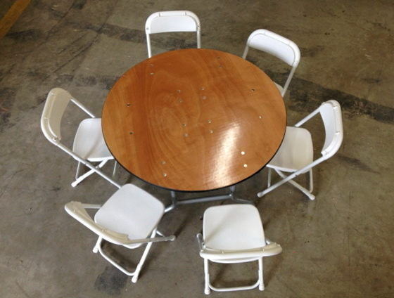 Childrens Table And Chairs Rental