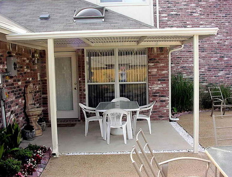 Covered Patio Ideas For Small Yards