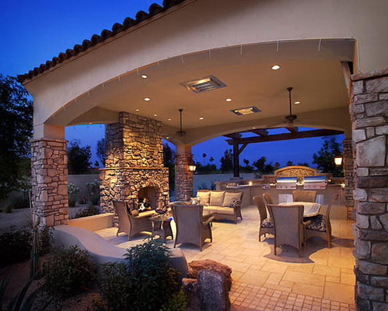 Covered Patio Ideas Photos