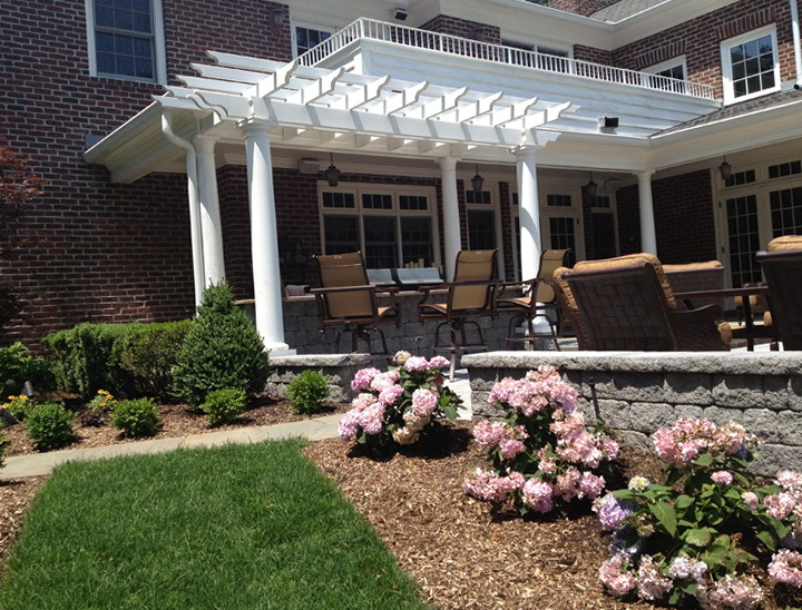 Decks And Patios With Pergola