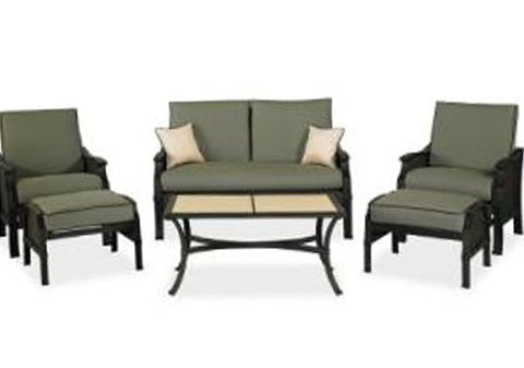 Hampton Bay Patio Furniture Cushions