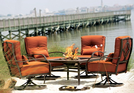 Home Depot Patio Furniture Fire Pit