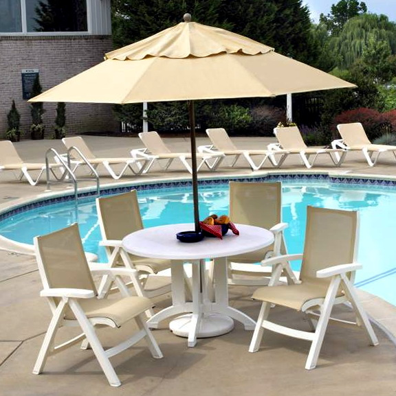 Home Depot Patio Furniture With Umbrella