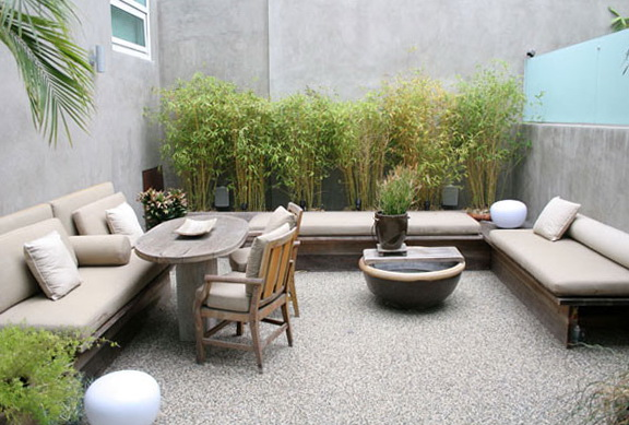 Modern Patio Furniture Los Angeles
