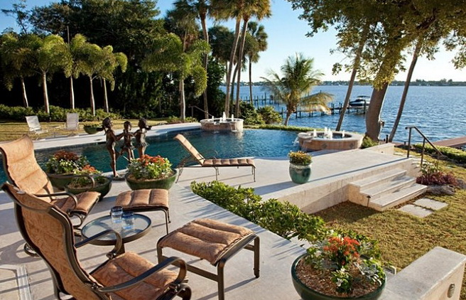 Outdoor Patio Ideas Florida