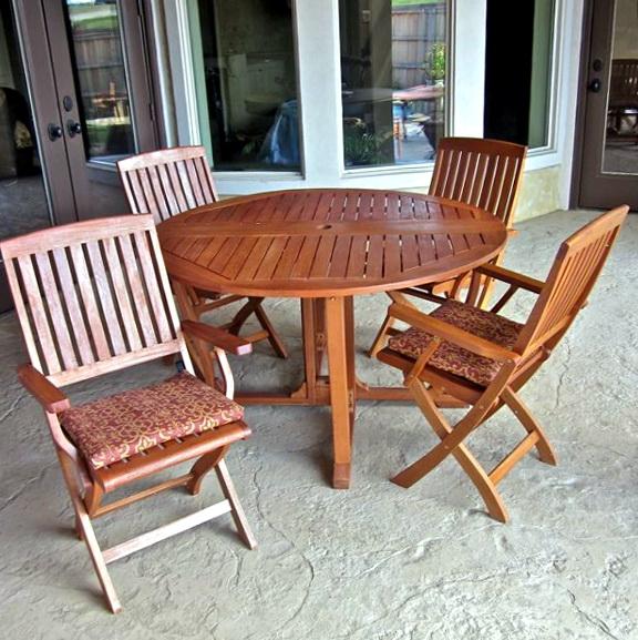 Patio Chair Cushions Set Of 4