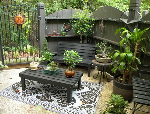 Patio Design Ideas Small Spaces