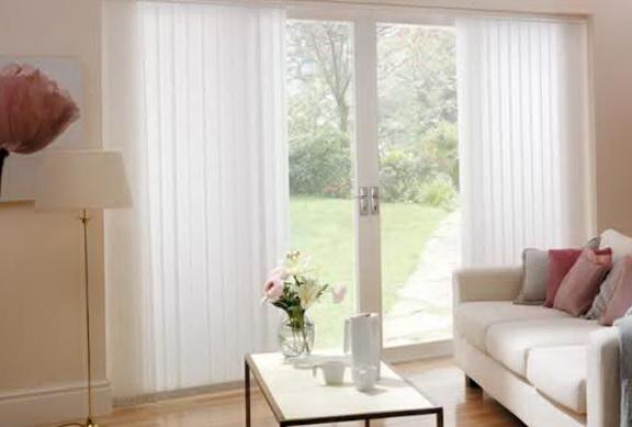 Patio Door Blinds Curtains