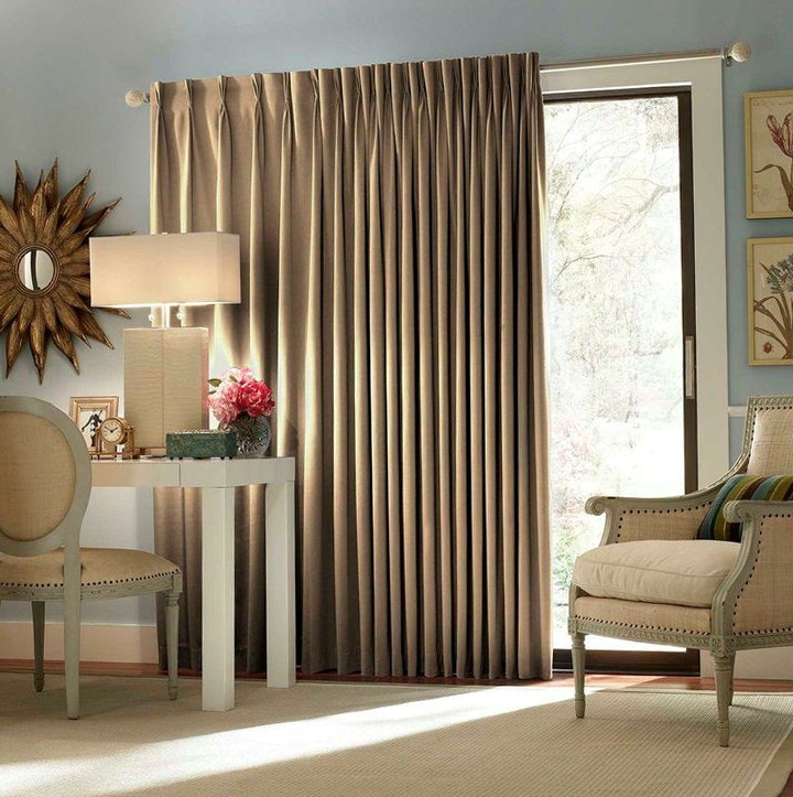 Patio Door Curtains Home Depot