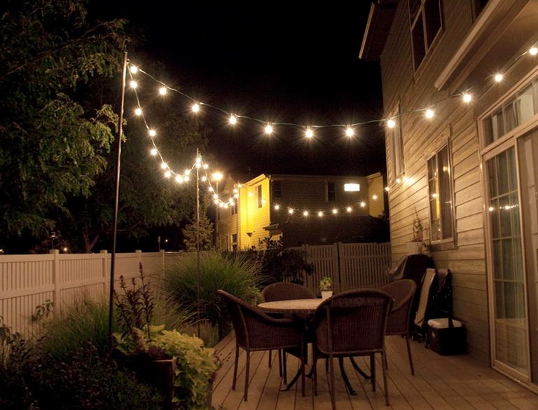 Patio String Lights C7