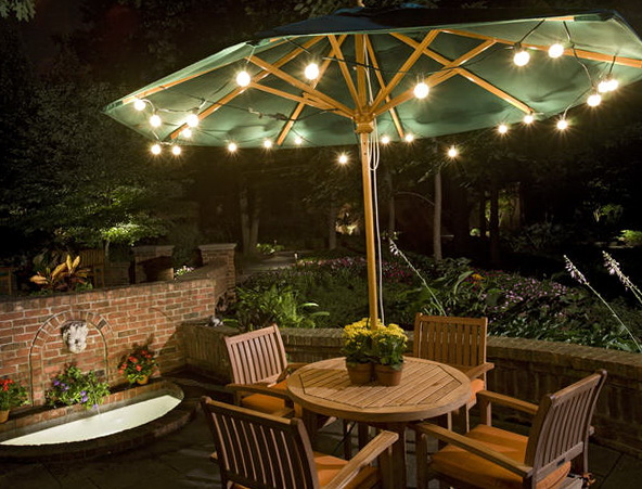 Patio String Lights Canada