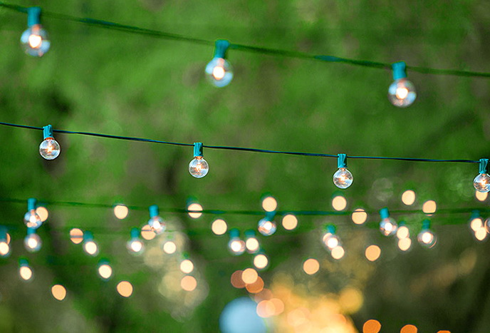 Patio String Lights Cheap